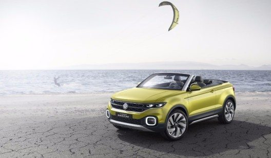 Der T-Cross Breeze (Bild: © VW Press)