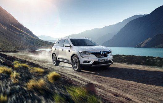 Der luxuriöse SUV Koleos von Renault (Bild: WENDLER, Markus)