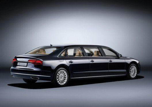 Audi A8 L extended (Bild: AMAG Automobil- und Motoren AG)