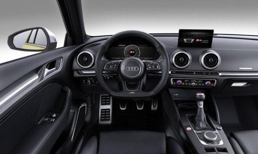Der neue Audi A3 (Bild: AMAG)