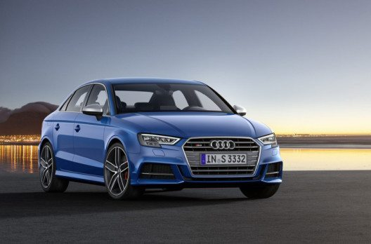 Der neue Audi A3 – Sedan. (Bild: AMAG)