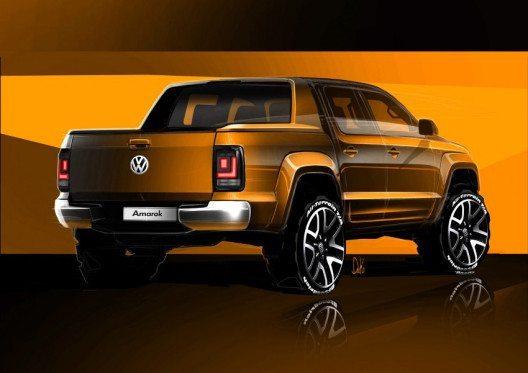 Der Volkswagen Amarok steht für Premiumleistung im Pick-up B-Segment. (Bild: AMAG Automobil- und Motoren AG)