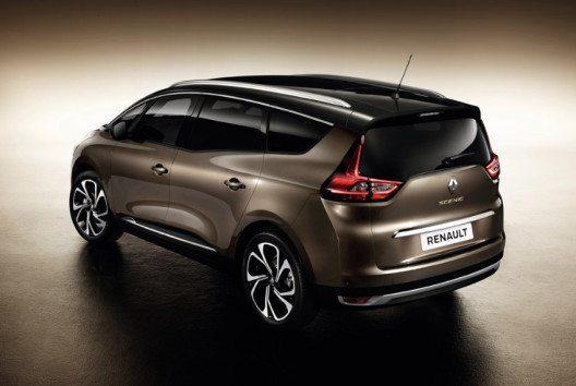 Das aufsehenerregende Äussere des Grand SCENIC (Bild: Renault Communications)
