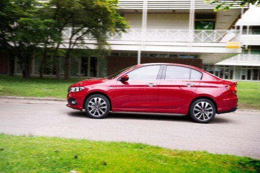 Der neue Fiat Tipo (Bild: Fiat Chrysler Automobiles)