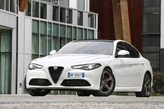Die neue Alfa Romeo Giulia (Bild: Fiat Chrysler Automobiles)