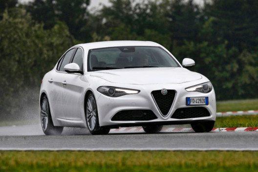 Die neue Alfa Romeo Giulia ist ein Tribut an die grosse Historie von Alfa Romeo. (Bild: Fiat Chrysler Automobiles)