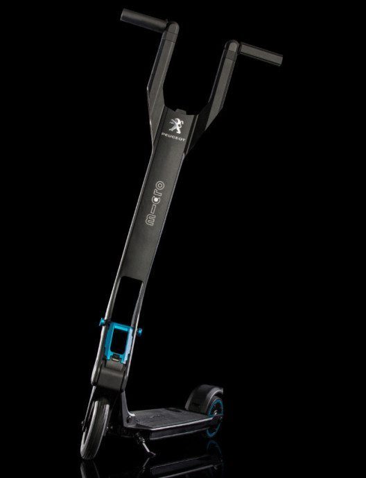 "Neuer Scooter ""Peugeot Micro e-Kick"" (Bild: Micro Mobility Systems)"