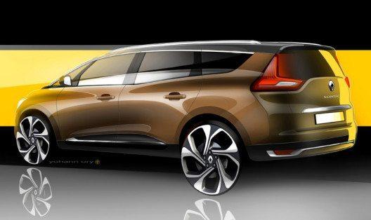 Die optionale Zweifarblackierung bringt die dynamischen Proportionen des Fahrzeugs zur Geltung. (Bild: Renault Communications)