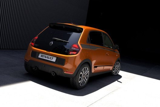 Der neue Renault Twingo GT (Bild: © Renault Communications / Rights reserved)