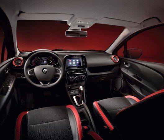 Innenraum des neuen Renault Clio (Bild: © Renault Communications)