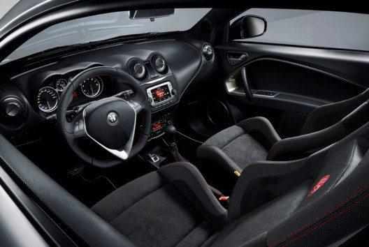 Der neue Alfa Romeo Mito – Innenansicht (Bild: Fiat Chrysler Automobiles)
