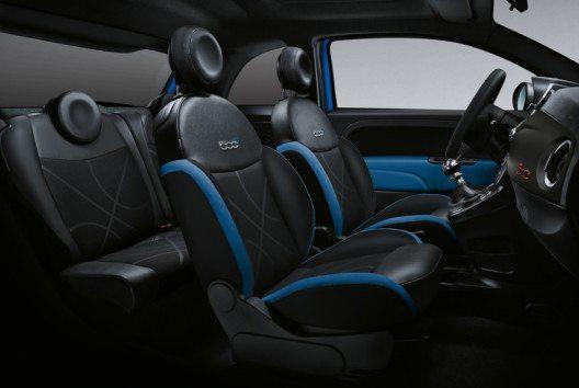 Ergänzt wird das sportliche Karosseriedesign durch die spezifische Innenraumgestaltung. (Bild: Fiat Chrysler Automobiles)