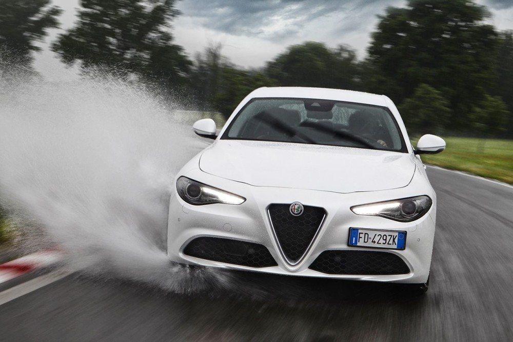 Alfa Romeo Giulia (Bild: © Alfa Romeo)