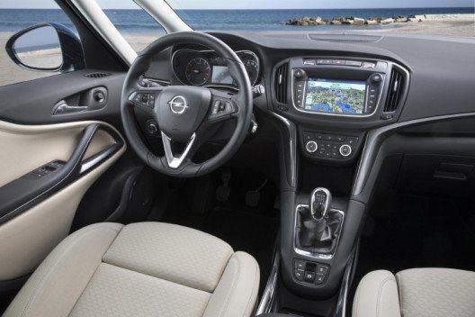 Maximale Flexibilität trifft luftige Lounge-Atmosphäre (Bild: General Motors Suisse SA)