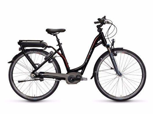 Das Flyer-Modell B8.1 ist zum besten E-Bike bei der Stiftung Warentest gekürt worden.