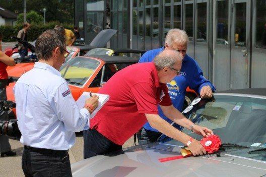 Der vierte Porsche Classic Day hat in Schinznach-Bad stattgefunden und war mit rund 250 teilnehmenden Fahrzeugen ein voller Erfolg.
