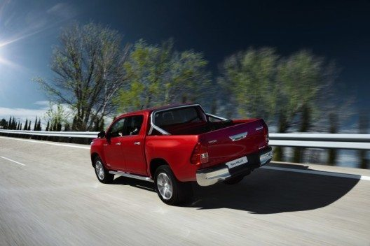Der neue Toyota Hilux (Bild Toyota)