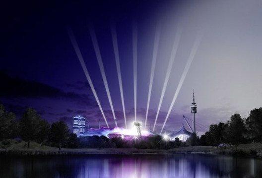 Am 9. und 10. September 2016 setzt die BMW Festival Night im Münchner Olympiastadion die Erfolgsgeschichte der Marke BMW in Szene. (Bild: BMW Group Unternehmenskommunikation)