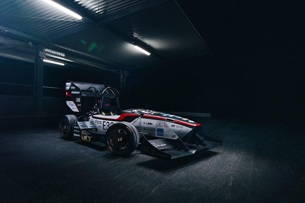 Formula Student Elektro-Rennwagen (Bild: © BMW Group Unternehmenskommunikation)