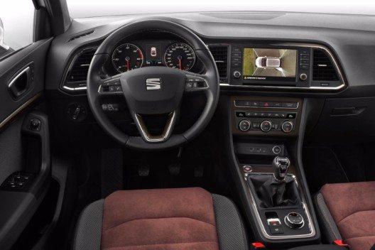 SEAT Ateca innen (Bild: © SEAT)