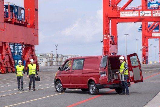 Der Transporter Kastenwagen Plus basiert auf dem Transporter Kastenwagen.