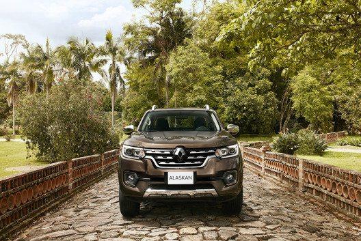 Renault Alaskan - der Ein-Tonnen-Pick-up (Bild: © Renault Communications)