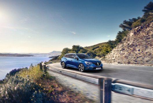Der neue Megane Grandtour (Bild: Renault Communications)