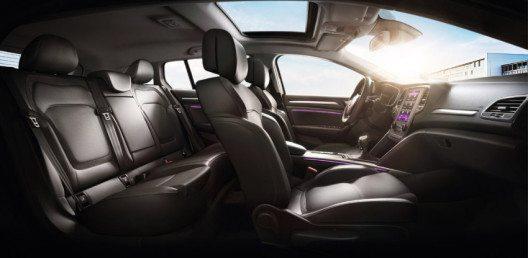 Der neue Megane Grandtour – Innenansicht (Bild: Renault Communications)