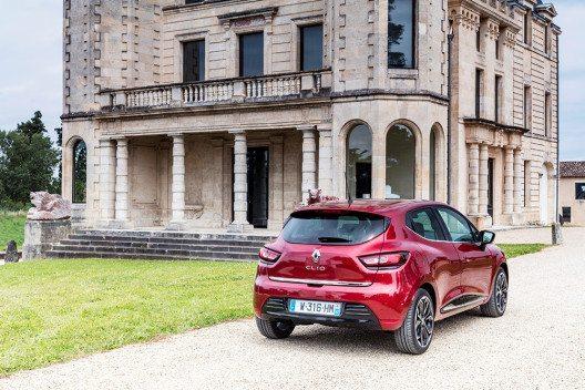 Neuer Clio mit Markanter Front und noch mehr Komfort. (BIld: © Renault)