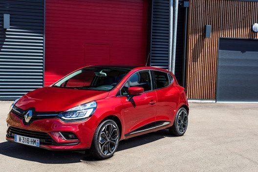 Der neue Renault Clio überzeugt rundum. (BIld: © Renault)