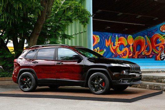 Showcar: Jeep Renegade Jazz (Bild: © Fiat Chrysler Automobiles)