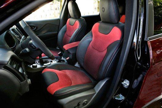 Innenausstattung: Jeep Renegade Jazz (Bild: © Fiat Chrysler Automobiles)