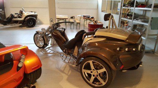 Ein Trike ist für viele Schweizer ein ergänzendes Fahrzeug. (Bild: Trike Center Zürcher Oberland)