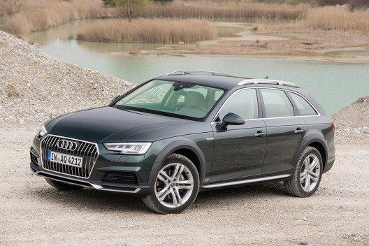 Der neue Audi A4 allroad quattro besitzt Offroad-Qualität. (Bild: © AMAG/Audi)