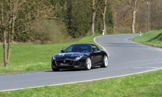 B&B Jaguar F-Type Front (Bild: © B&B Automobiltechnik)