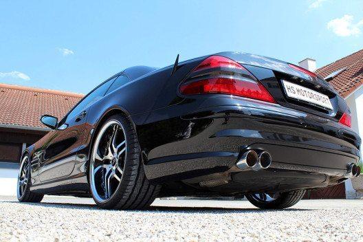 Mercedes-Benz SL R230 (Bild: © XMedia-Group)