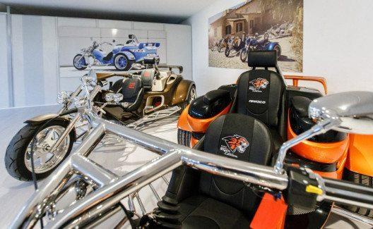 Wie bei jedem Kraftfahrzeug ist auch beim Trike eine gute Pflege notwendig. (Bild: Trike Center Zürcher Oberland)