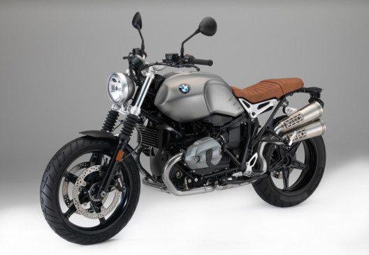 BMW R nineT Scrambler (Bild: BMW Group)