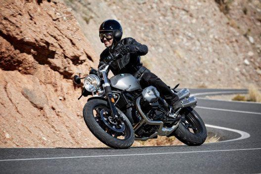 Die neue BMW R nineT Scrambler (Bild: BMW Group)