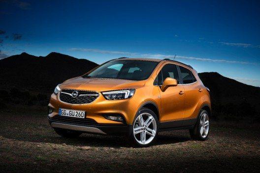 Ab sofort ist der neue Opel Mokka X bestellbar. (Bild: © GM Company)