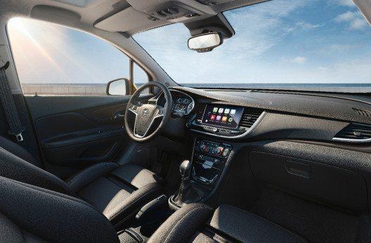 Opel Mokka X - Innenausstattung (Bild: © GM Company)