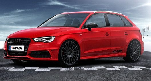 Audi A3 (© ALPHA-N Performance)