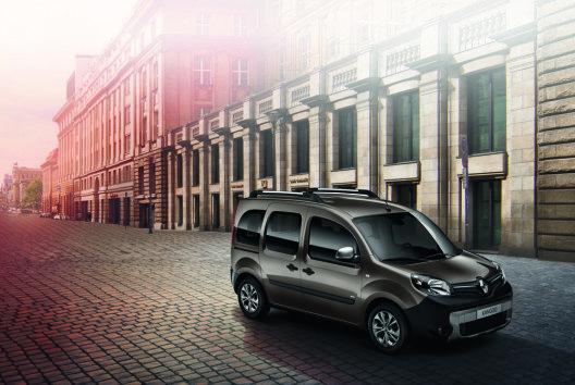Renault Kangoo (Bild: Renault Communications)