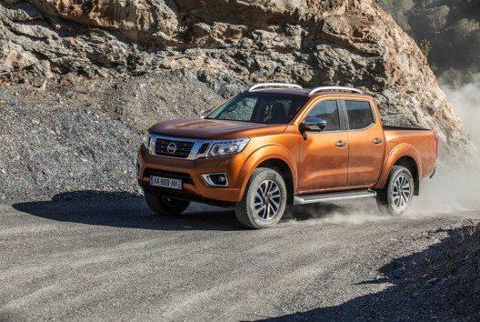 Nissan bringt mit dem Navara eine leistungsstarke und umweltfreundliche Pick-up-Version. (Bild: Nissan Schweiz)