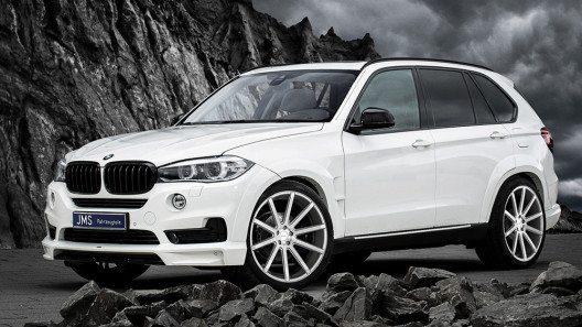 BMW X5 (Bild: © JMS Fahrzeugteile)