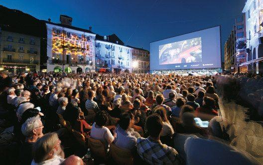 """Toyota ist wieder """"Official Car Provider"""" auf dem Festival del film Locarno. (Bild: Festival del film Locarno)"""