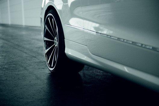 ARROWS-Alufelgen für Mercedes-Benz E-Klasse Cabrio W207. (Bild: © JMS-Fahrzeugtechnik GmbH)