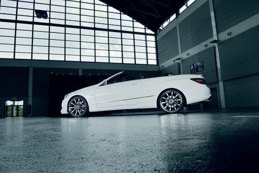 Mercedes W207 Cabrio (Bild: © JMS-Fahrzeugtechnik GmbH)
