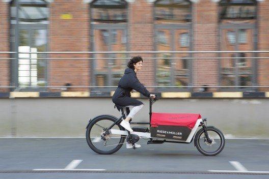 Jede Menge Reichweite und ein neues E-Cargo-Bike