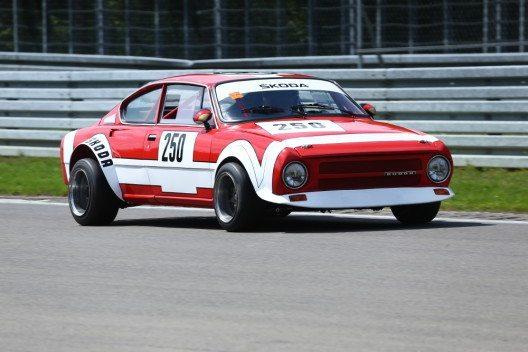 Der ŠKODA 200 RS gilt als ein Meilenstein in der 115-jährigen Motorsportgeschichte der tschechischen Marke. (Bild: © ŠKODA AUTO Deutschland)